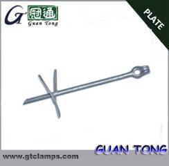 Forged Eye Shaft Screw Anchor